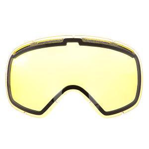 Линза для маски  Bullet Lens Yellow Ashbury. Цвет: желтый