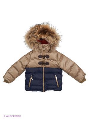 Куртка Сева Аксарт. Цвет: оливковый