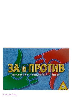 Настольная игра За или Против Piatnik. Цвет: желтый, зеленый, красный