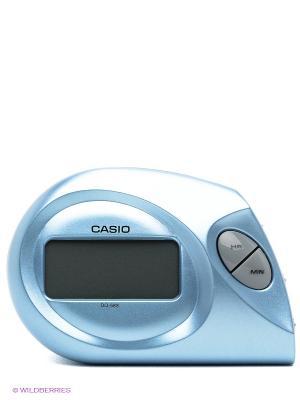 Часы СASIO DQ-583-2D CASIO. Цвет: голубой