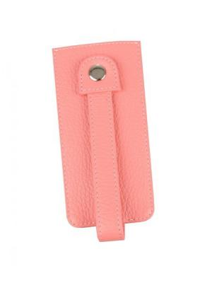 Футляр для ключей Franchesco Mariscotti. Цвет: розовый