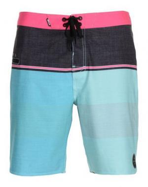 Пляжные брюки и шорты RIPCURL. Цвет: светло-зеленый
