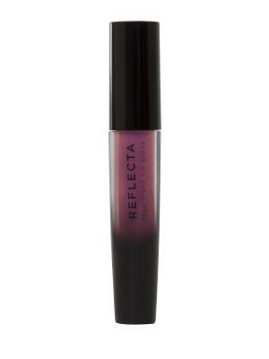 Блеск-уход для губ Reflecta 7 3,5мл NOUBA. Цвет: розовый