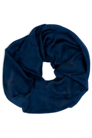 Шарф Elie Saab. Цвет: dark blue