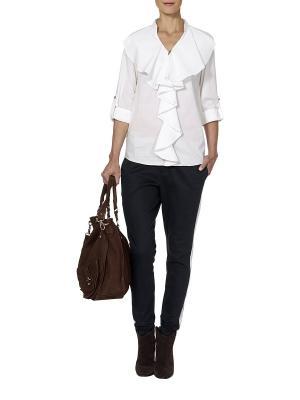 Блузка APART. Цвет: белый