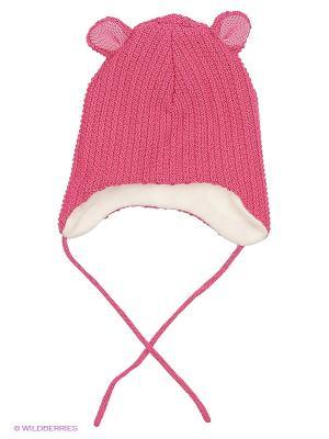 Шапка Janus. Цвет: розовый