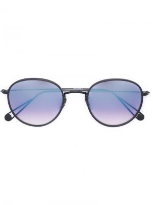 Солнцезащитные очки Paloma Garrett Leight. Цвет: чёрный
