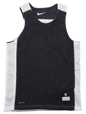 Майка Y LEAGUE REV PRACTICE TANK Nike. Цвет: черный