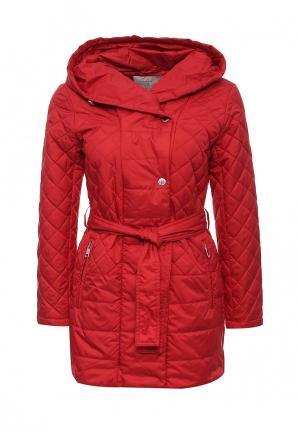 Куртка утепленная Tom Farr. Цвет: красный