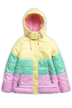 Куртка Pelican. Цвет: желтый, 11