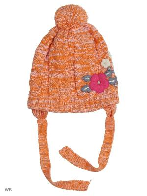 Шапки Maxval. Цвет: оранжевый
