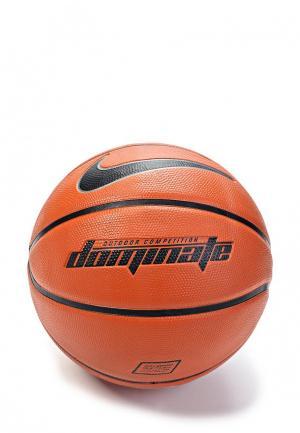 Мяч футбольный Nike. Цвет: коричневый