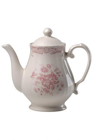 Чайник заварочный Bitossi. Цвет: розовый