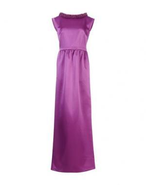 Длинное платье RAOUL. Цвет: розовато-лиловый