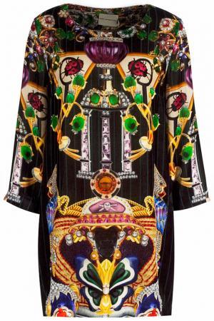 Платье Mary Katrantzou. Цвет: цветной