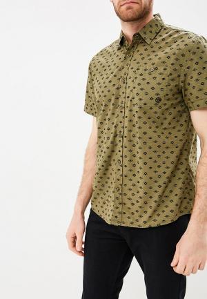 Рубашка Modis. Цвет: хаки