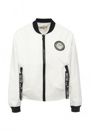 Куртка By Swan. Цвет: белый