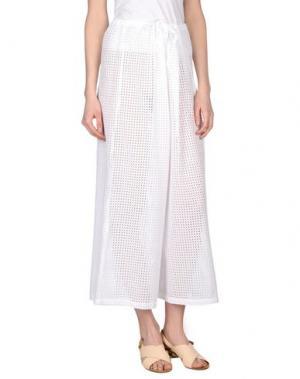 Повседневные брюки LABO.ART. Цвет: белый