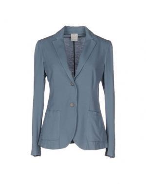 Пиджак GRAN SASSO. Цвет: грифельно-синий