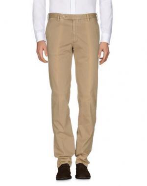 Повседневные брюки ROTASPORT. Цвет: песочный