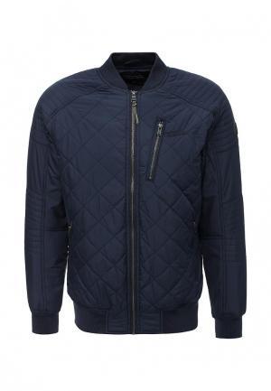 Куртка утепленная Tenson. Цвет: синий