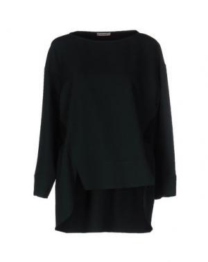 Блузка DEVOTION. Цвет: изумрудно-зеленый