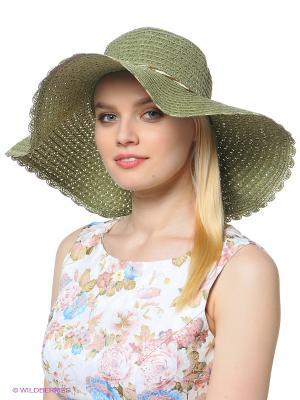 Шляпа Shapkoff. Цвет: зеленый