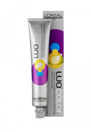 Нутри-гель для окрашивания волос LOreal Professional L'Oreal. Цвет: серебряный