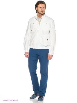 Куртка Finn Flare. Цвет: белый