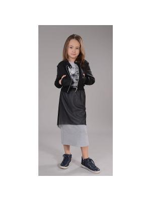 Куртка Fleur de Vie. Цвет: черный