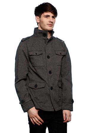 Куртка  Manchester Grey Krew. Цвет: серый