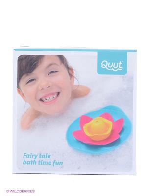 Игрушки для ванны Quut. Цвет: розовый
