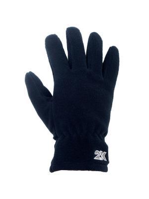 Перчатки игровые флисовые Calgary 2K. Цвет: темно-синий