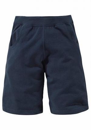 Трикотажные шорты, CFL. Цвет: синий морской