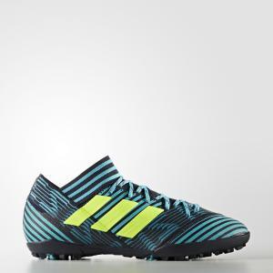 Футбольные бутсы Nemeziz Tango 17.3 TF  Performance adidas. Цвет: желтый