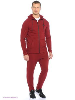 Спортивный костюм M NSW MODERN TRK SUIT FT Nike. Цвет: красный