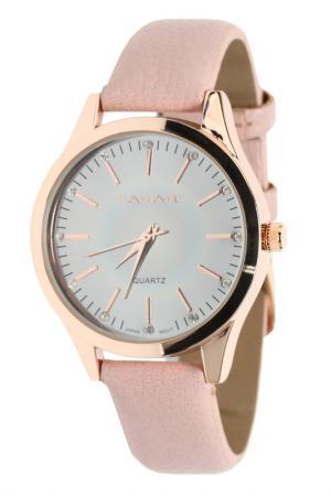 Часы TAHARI. Цвет: rose , blush