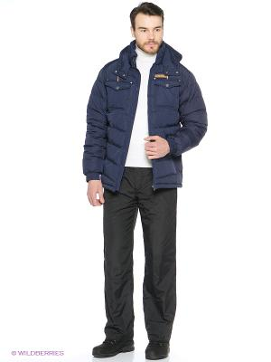 Куртка Alpine PRO. Цвет: серый