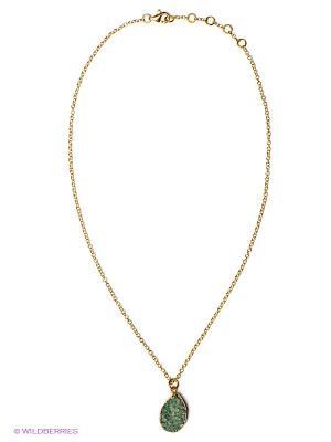 Ожерелья La Mer Collections. Цвет: золотистый
