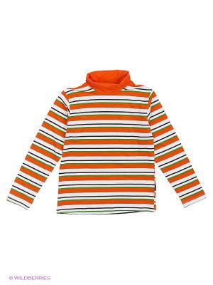 Водолазка Evita Baby. Цвет: оранжевый