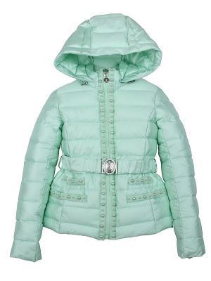 Куртка Pulka. Цвет: светло-зеленый