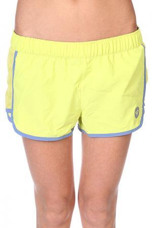 Шорты пляжные женские Roxy Line Up Short 2 J Limeade 1113604