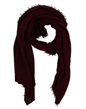 Палантин FALIERO SARTI. Цвет: красно-коричневый