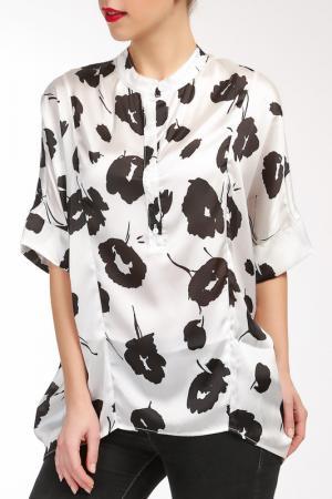 Блуза Dori. Цвет: белый