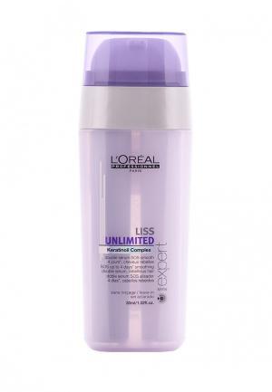 SOS-сыворотка двойного действия LOreal Professional L'Oreal. Цвет: фиолетовый