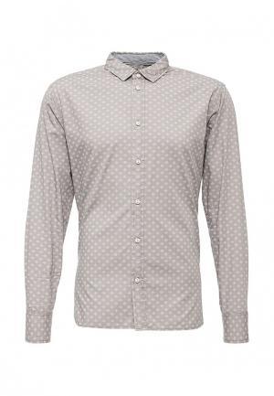 Рубашка Deblasio. Цвет: бежевый