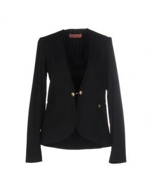 Пиджак AGATHA CRI. Цвет: черный