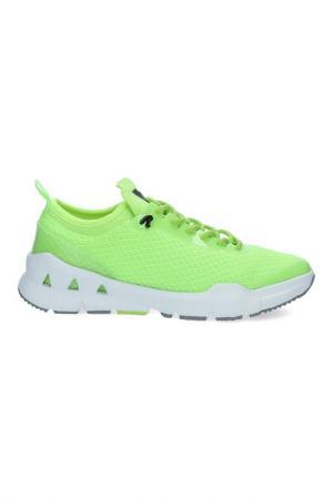 Кроссовки REPLAY FOOTWEAR. Цвет: 1485, fluo yellow