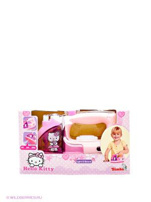 Утюг Hello Kitty Simba. Цвет: бледно-розовый