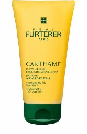 Шампунь-молочко увлажняющий для сухих волос Rene Furterer. Цвет: бесцветный